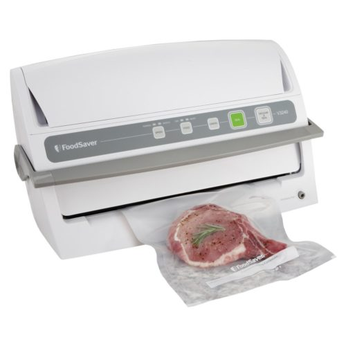 FoodSaver V3240 Automatic Vacuum Sealing System with Starter Kit
