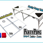 Top 10 Best Beer Pong Tables in 2017 Reviews