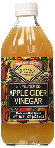7. Trader Joe's Organic Vinegar