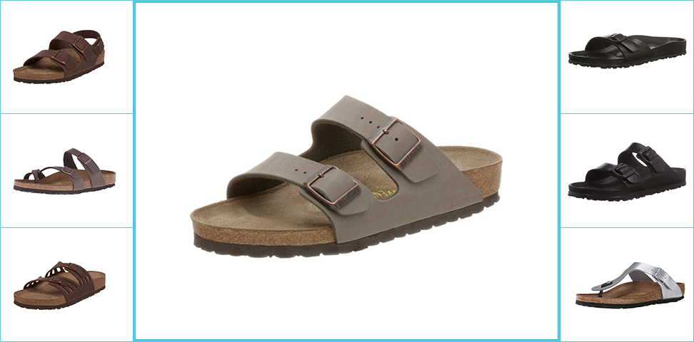 Top 10 Best Womens Birkenstock Sandals in 2019 Reviews d991a2343fa