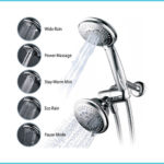 Top 10 Best High Pressure Shower Head Reviews 2019