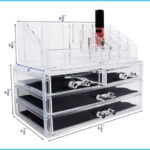 Top 10 Best Acrylic Makeup Organizer Reviews 2018