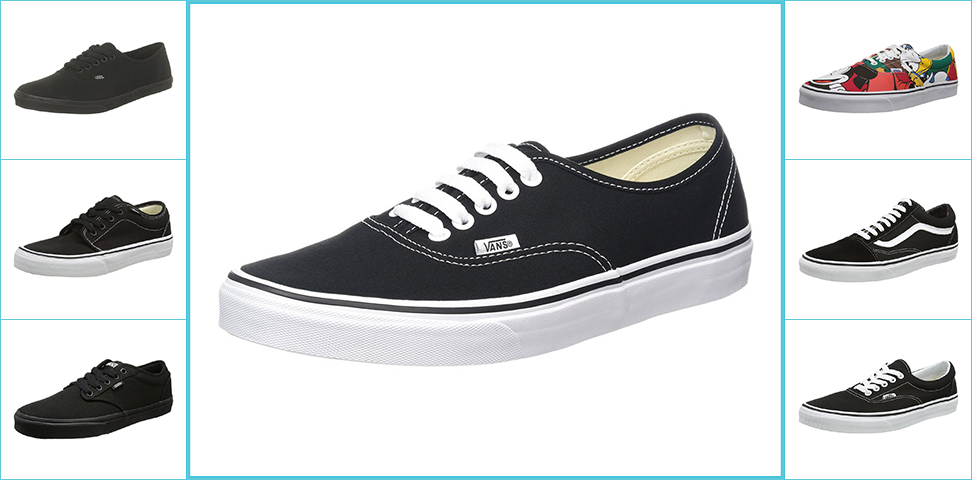 6ec0d36e5a4 Top 10 Best Vans Shoes For Men in 2019 Reviews