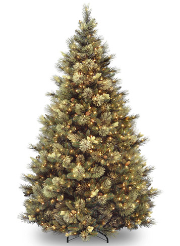 2. National Tree Company CAP3-306-75 Carolina Pine Tree
