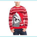 Top 10 Best Funny Christmas Sweaters in 2019 Reviews