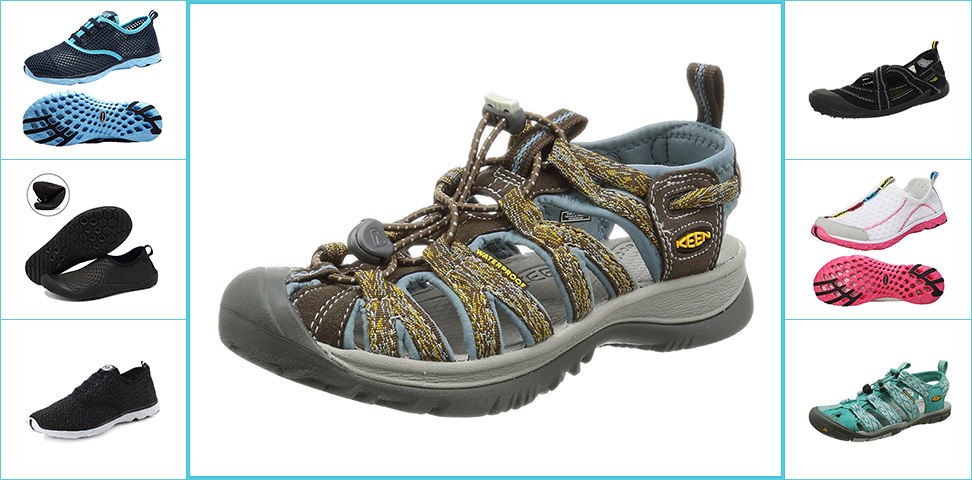 52897a1ff46e Top 10 Best Water Shoes for Women Reviews 2107