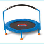 Top 10 Best Mini Fitness Trampoline in 2018 Reviews
