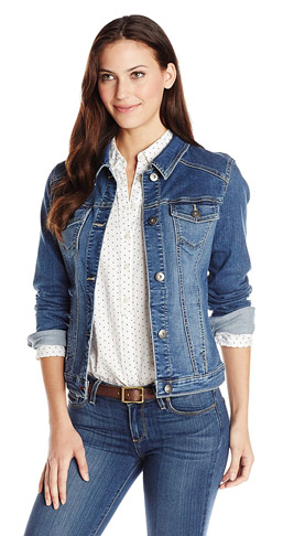 5. Wrangler Authentic Women Denim Jacket -