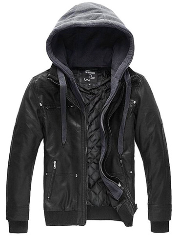 4. Wantdo Men's Sporty Bomber Jacket
