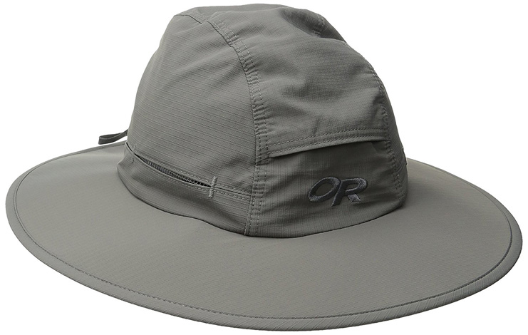 1. Outdoor Research Sombriolet Sun Hat - Preferred